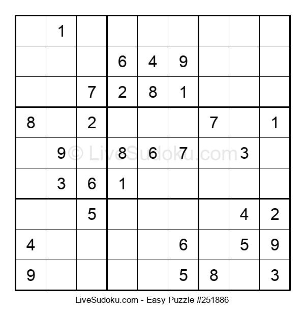 Beginners Puzzle #251886