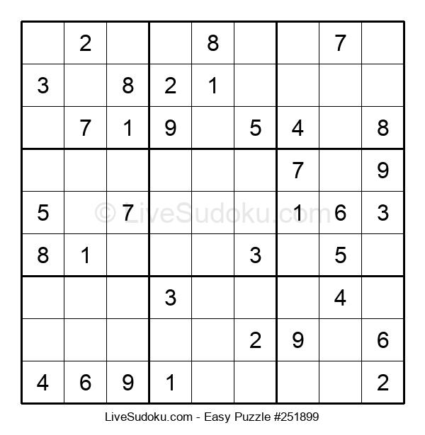 Beginners Puzzle #251899