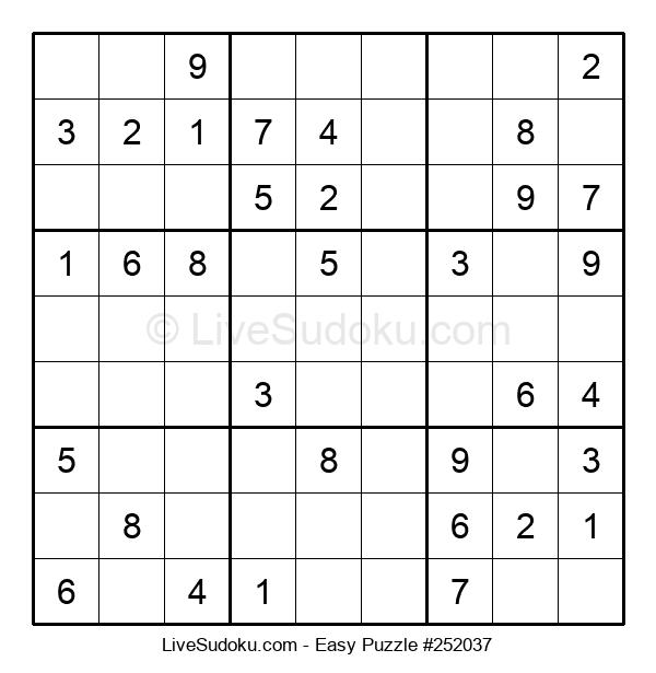 Beginners Puzzle #252037