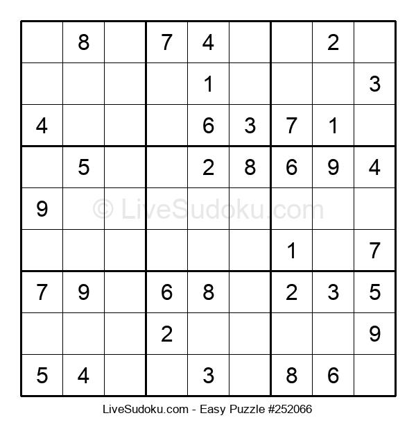 Beginners Puzzle #252066