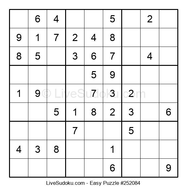 Beginners Puzzle #252084