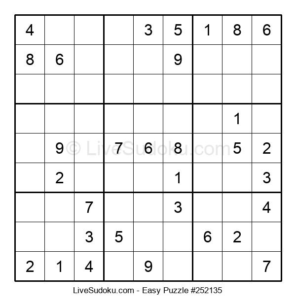 Beginners Puzzle #252135