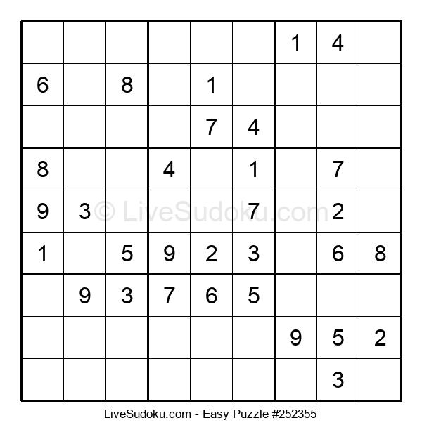 Beginners Puzzle #252355