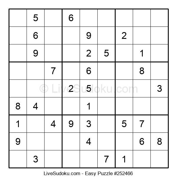 Beginners Puzzle #252466