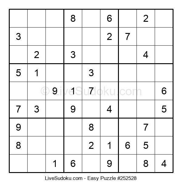 Beginners Puzzle #252528