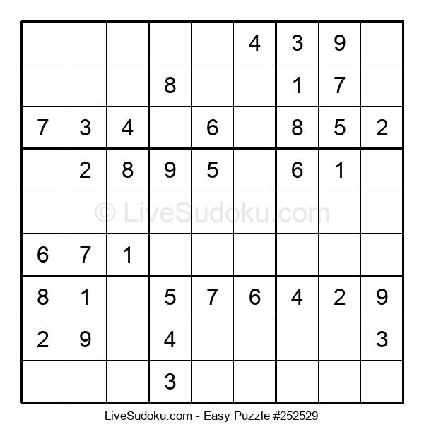 Beginners Puzzle #252529