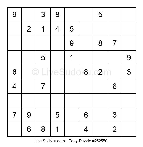 Beginners Puzzle #252550