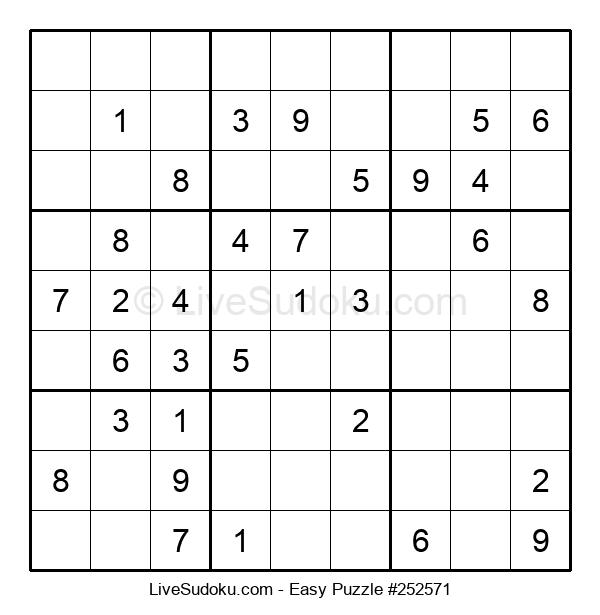 Beginners Puzzle #252571