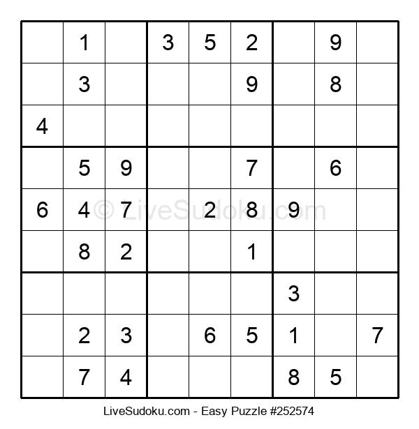 Beginners Puzzle #252574