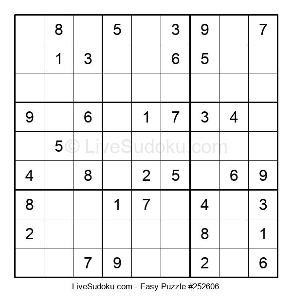 Beginners Puzzle #252606