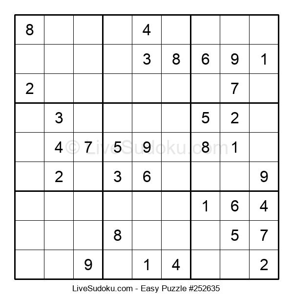 Beginners Puzzle #252635