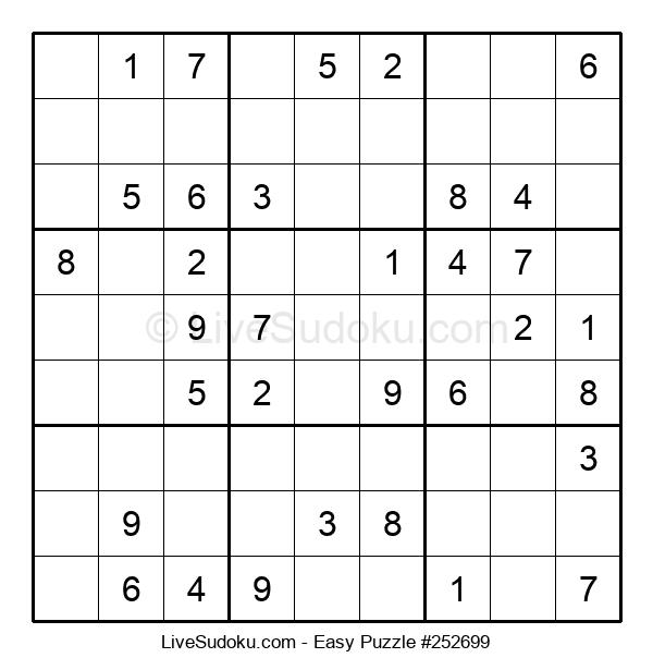 Beginners Puzzle #252699