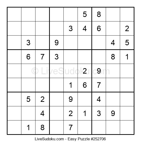 Beginners Puzzle #252706