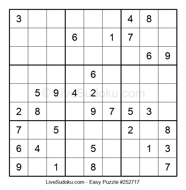 Beginners Puzzle #252717