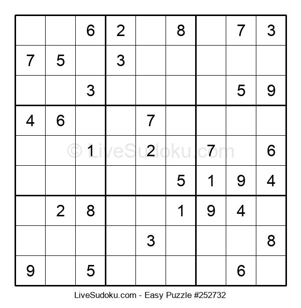 Beginners Puzzle #252732