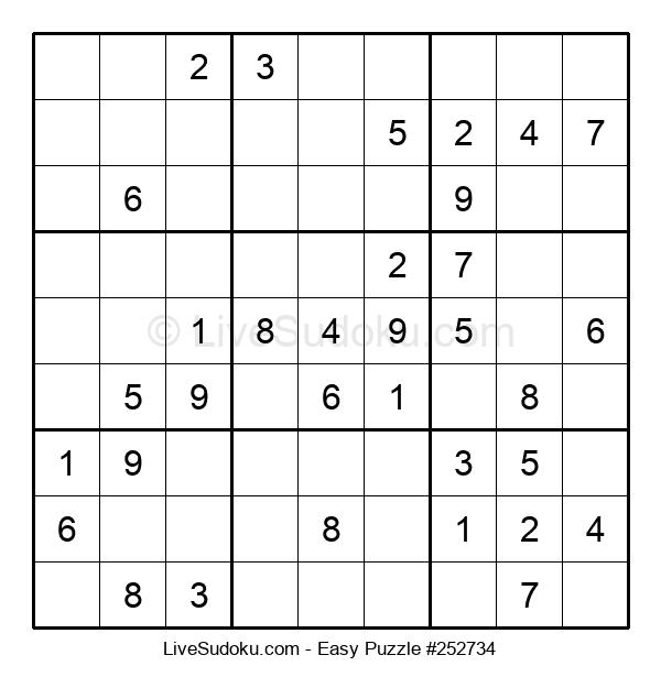 Beginners Puzzle #252734