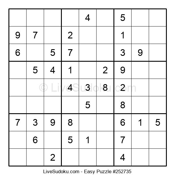 Beginners Puzzle #252735