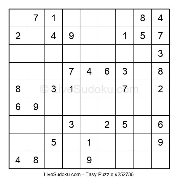 Beginners Puzzle #252736