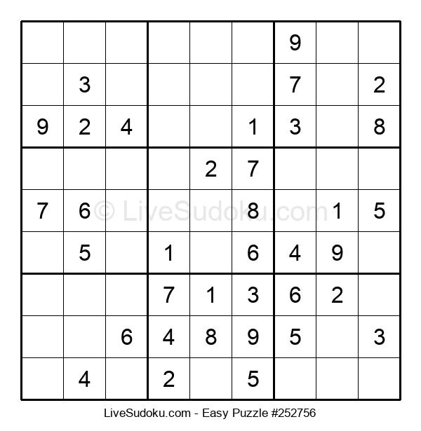 Beginners Puzzle #252756