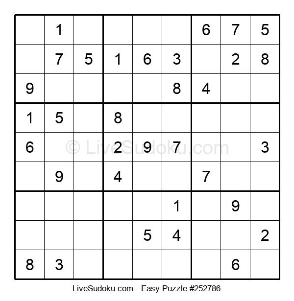 Beginners Puzzle #252786