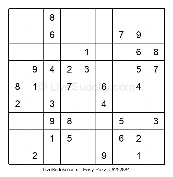 Beginners Puzzle #252884