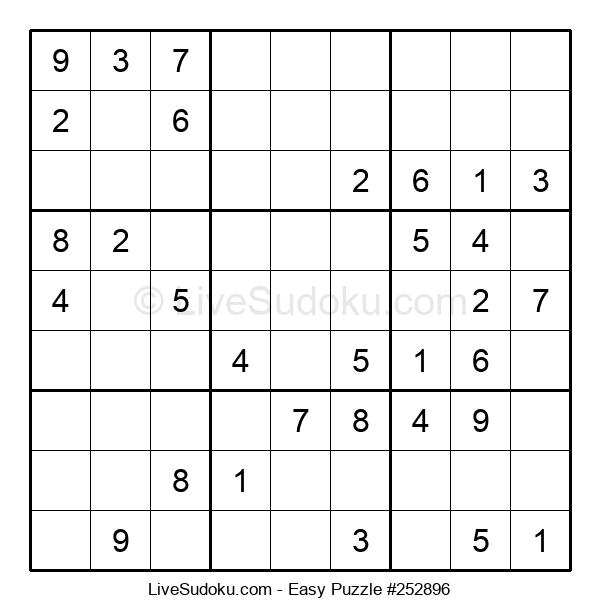 Beginners Puzzle #252896