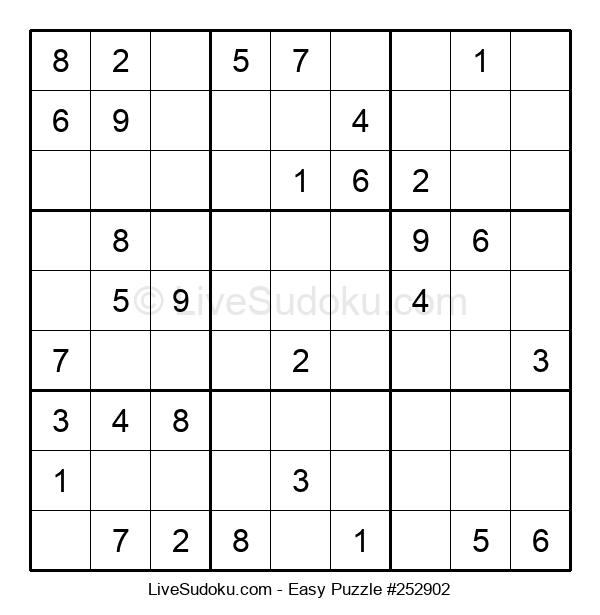 Beginners Puzzle #252902