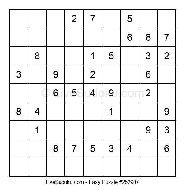 Beginners Puzzle #252907