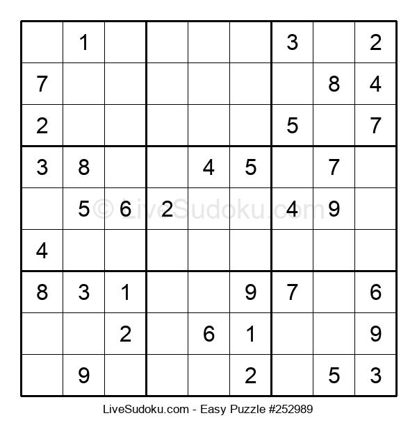 Beginners Puzzle #252989