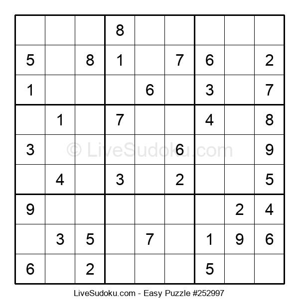 Beginners Puzzle #252997