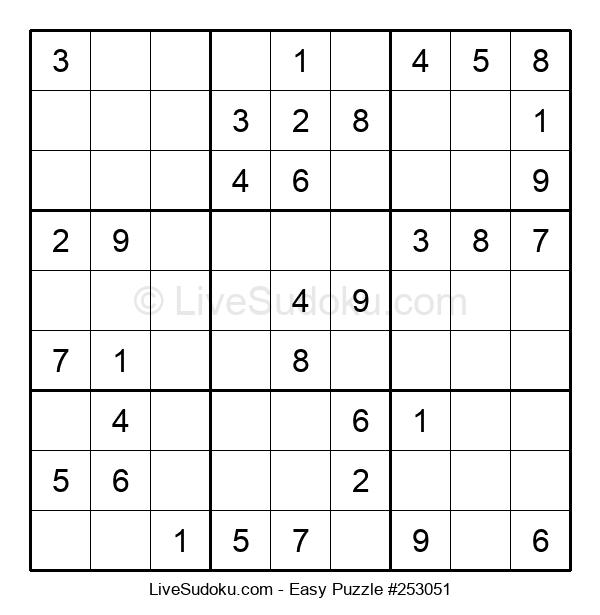 Beginners Puzzle #253051