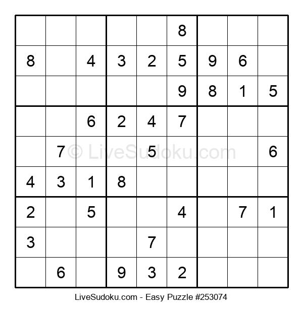 Beginners Puzzle #253074