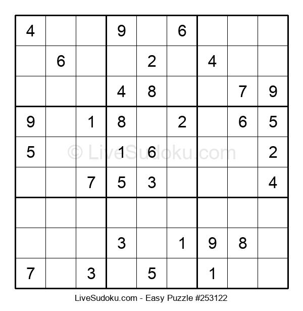 Beginners Puzzle #253122