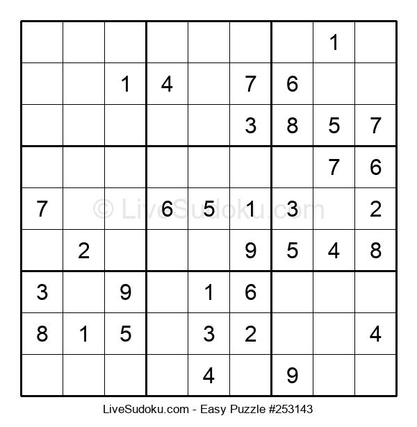 Beginners Puzzle #253143