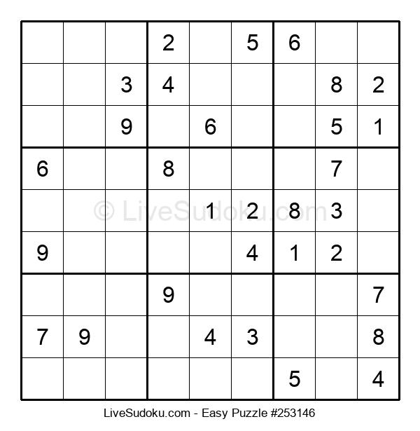 Beginners Puzzle #253146