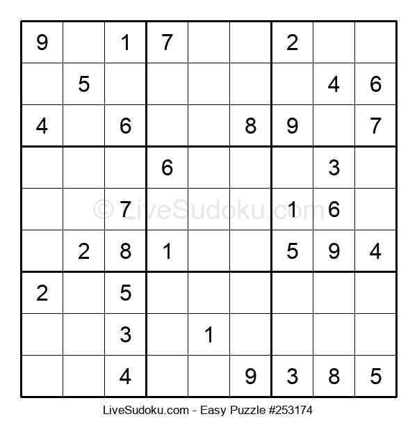Beginners Puzzle #253174