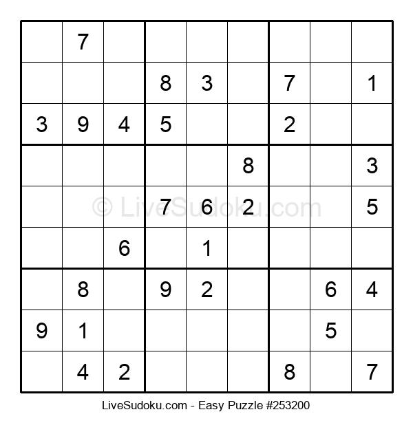 Beginners Puzzle #253200