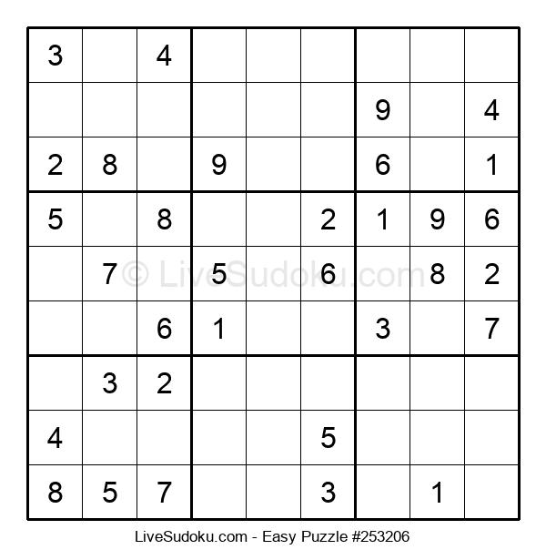 Beginners Puzzle #253206