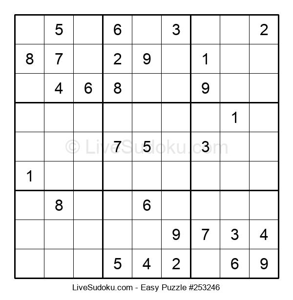 Beginners Puzzle #253246