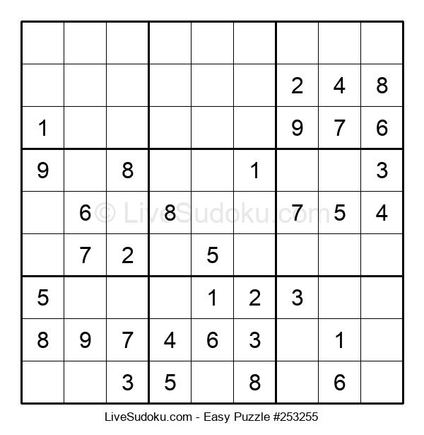 Beginners Puzzle #253255