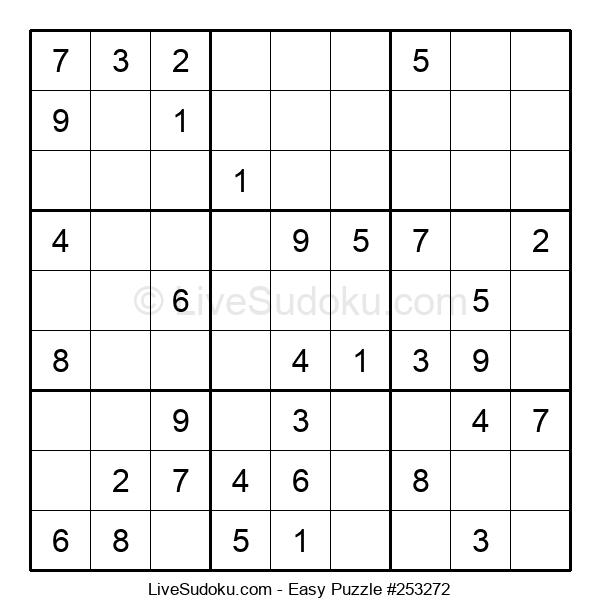 Beginners Puzzle #253272