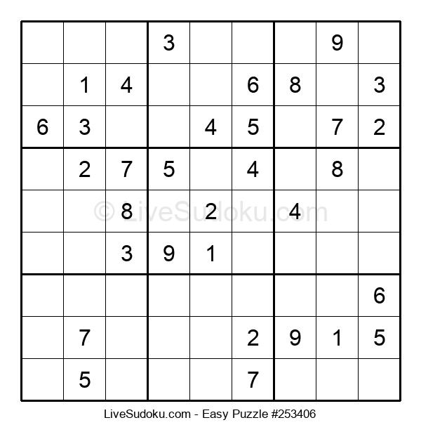Beginners Puzzle #253406