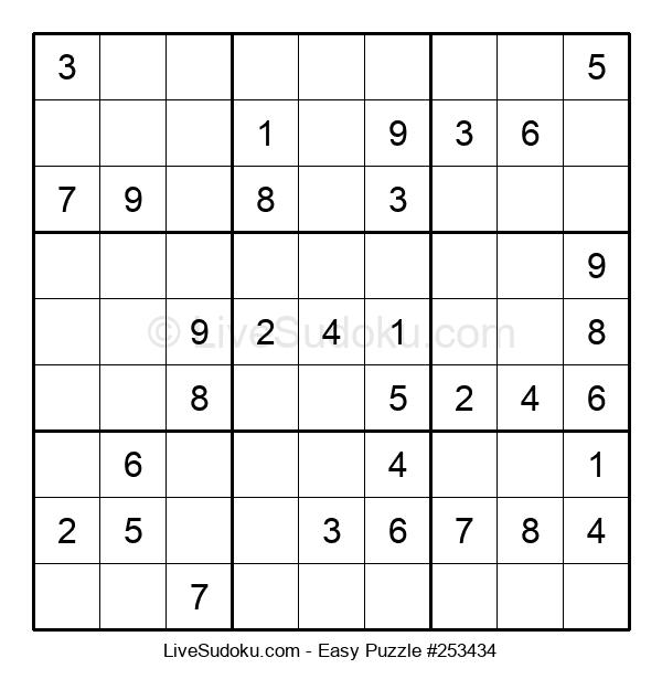 Beginners Puzzle #253434