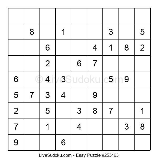 Beginners Puzzle #253463