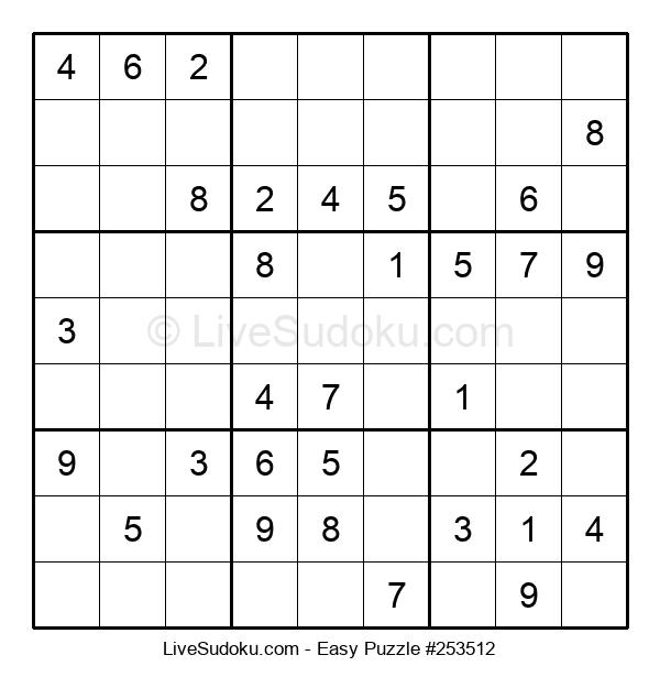 Beginners Puzzle #253512