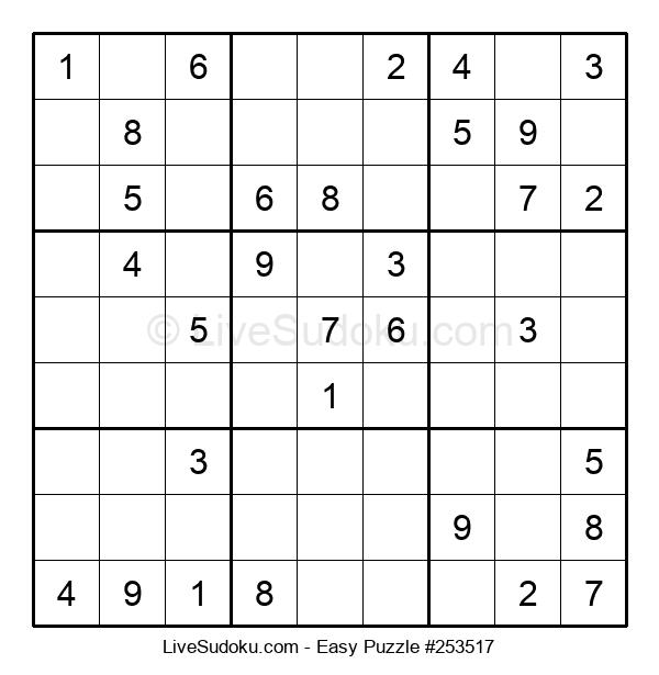 Beginners Puzzle #253517