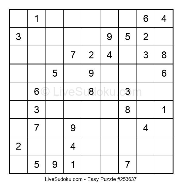 Beginners Puzzle #253637