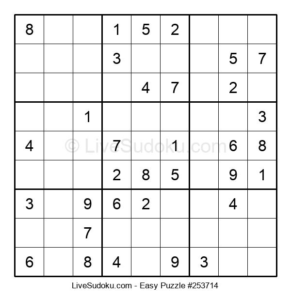 Beginners Puzzle #253714