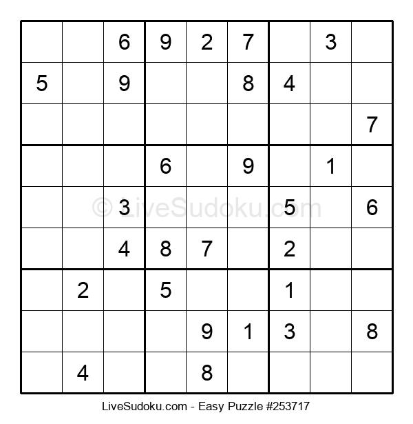 Beginners Puzzle #253717