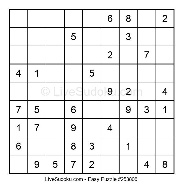 Beginners Puzzle #253806